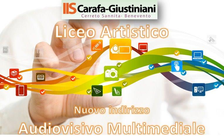 Nuovo Indirizzo Liceo Artistico