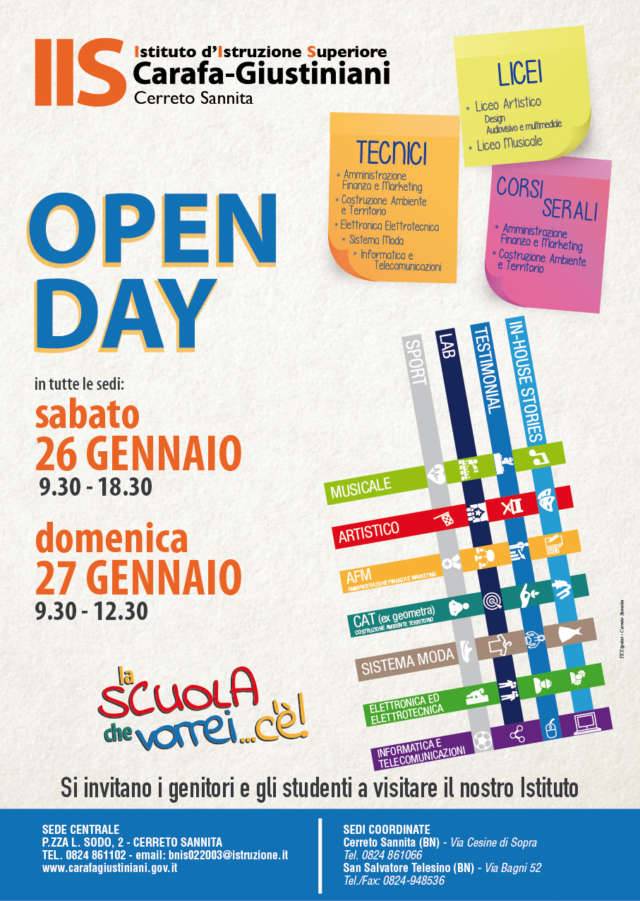 Open Day – 2