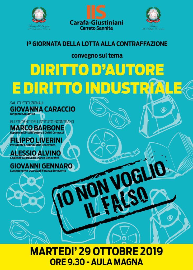 Diritto d'autore e Diritto Industriale
